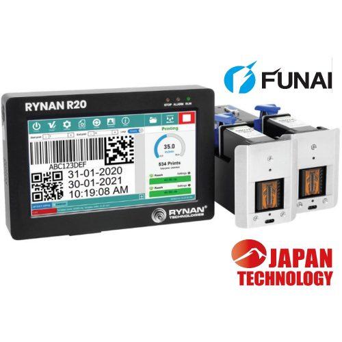 Rynan R20 Reach inkjet kodlama cihazı