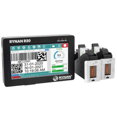 Rynan R20 Max İnkjet Kodlama Cihazı